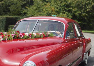 Bruidsbloemwerk bruiloft 2
