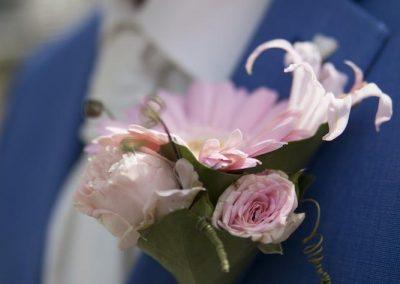 Bruidsbloemwerk bruiloft 3