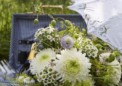 Bruidsbloemwerk bruiloft 8