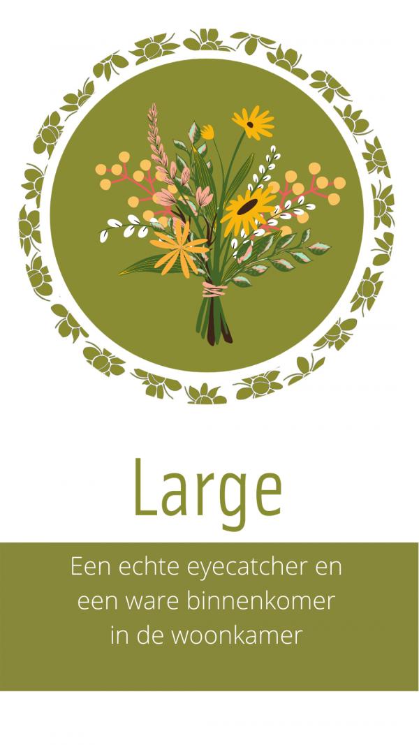 Online boeket bestellen Delft - Large