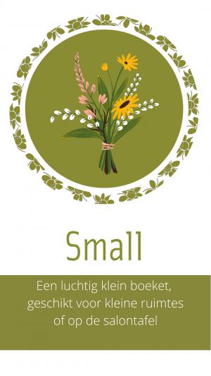 Online boeket bestellen Delft - Small